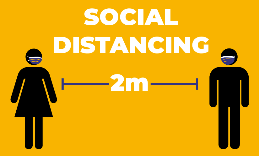 Compass HSC, Health and Safety Consultantcy - Social Distance